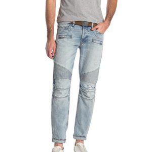 HUDSON Jeans  33 The Blinder Biker $315 NW